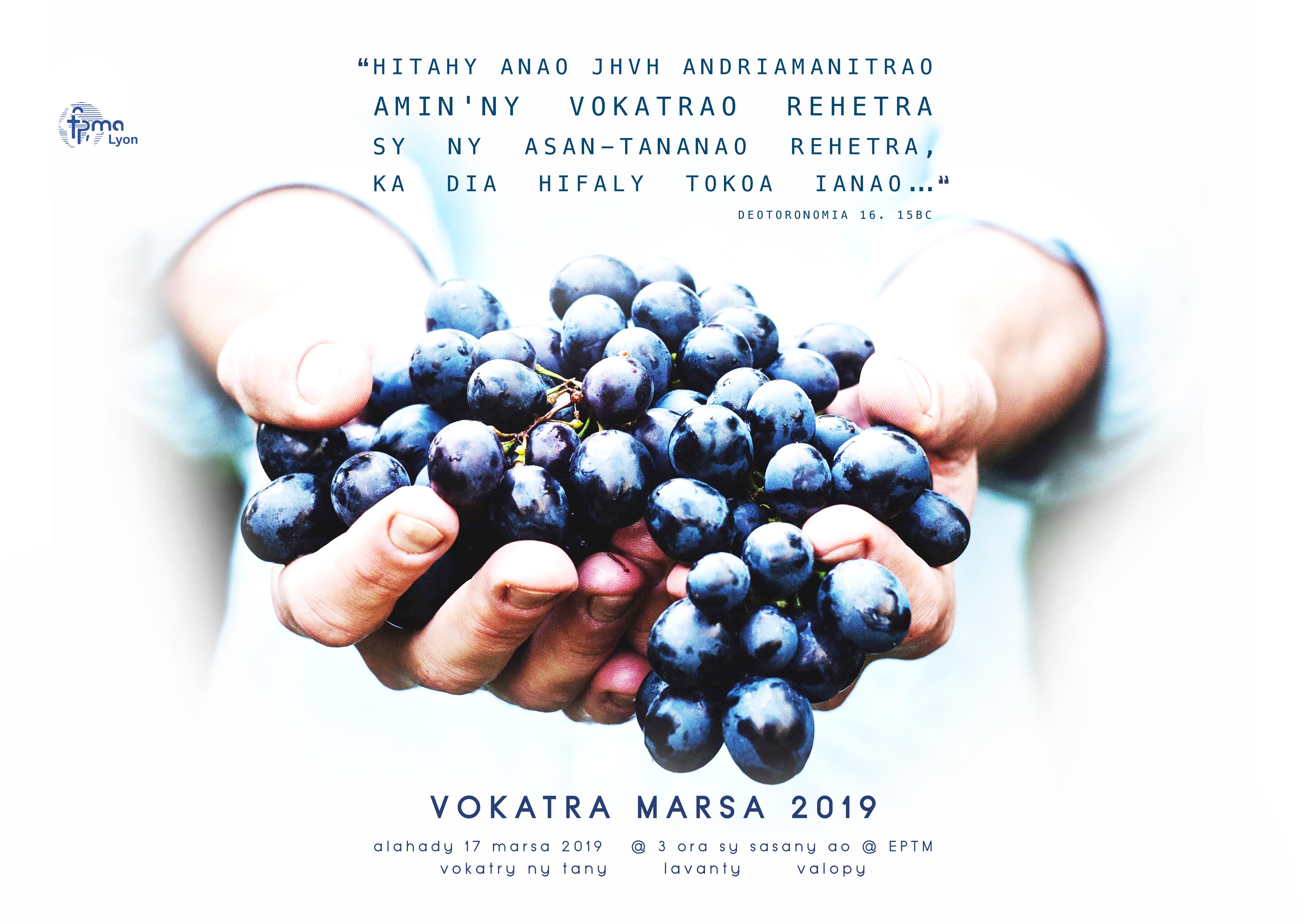 Vokatra Mars 2019